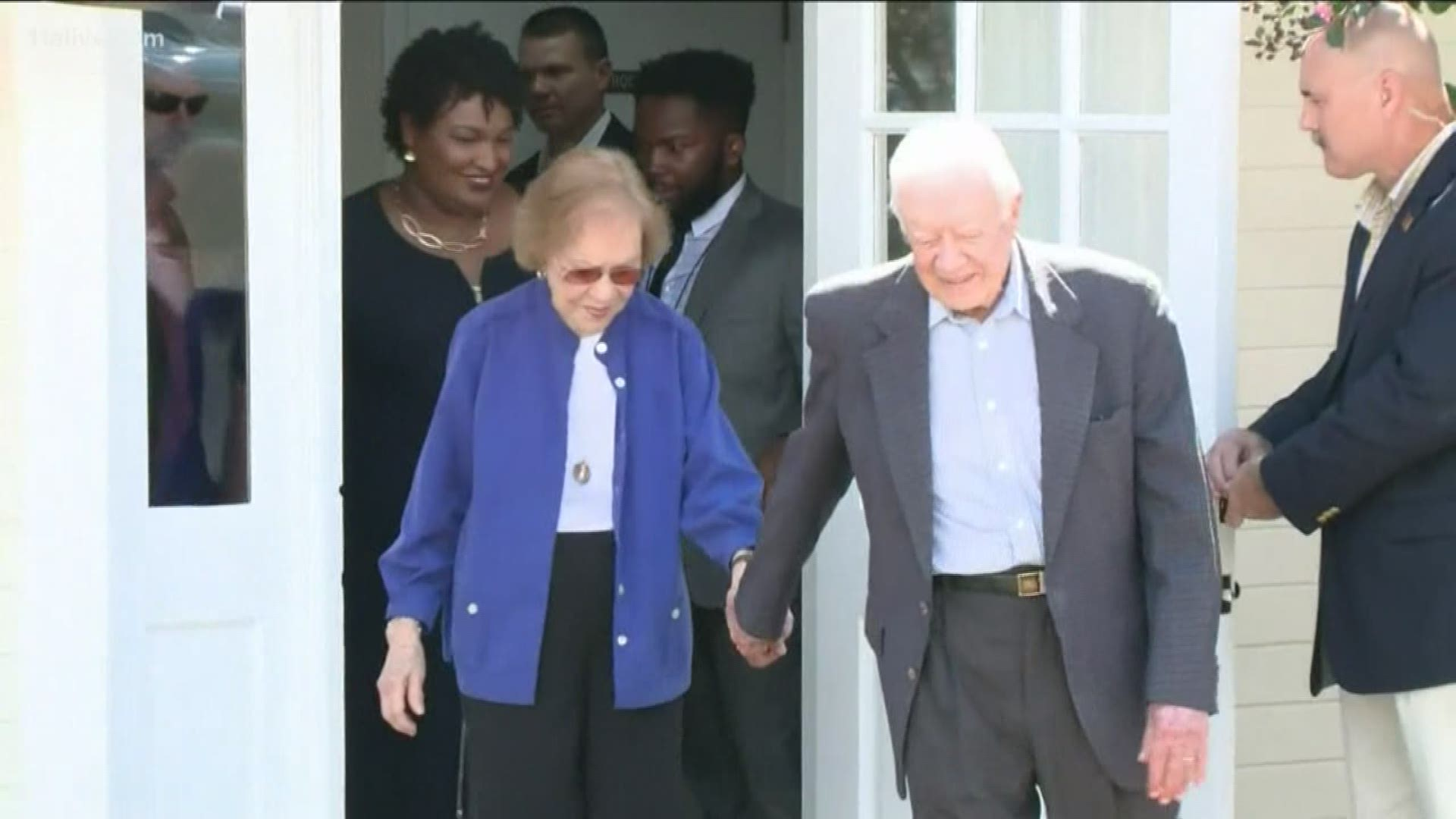 Jimmy Carter finds a renaissance in 2020 Democratic ...