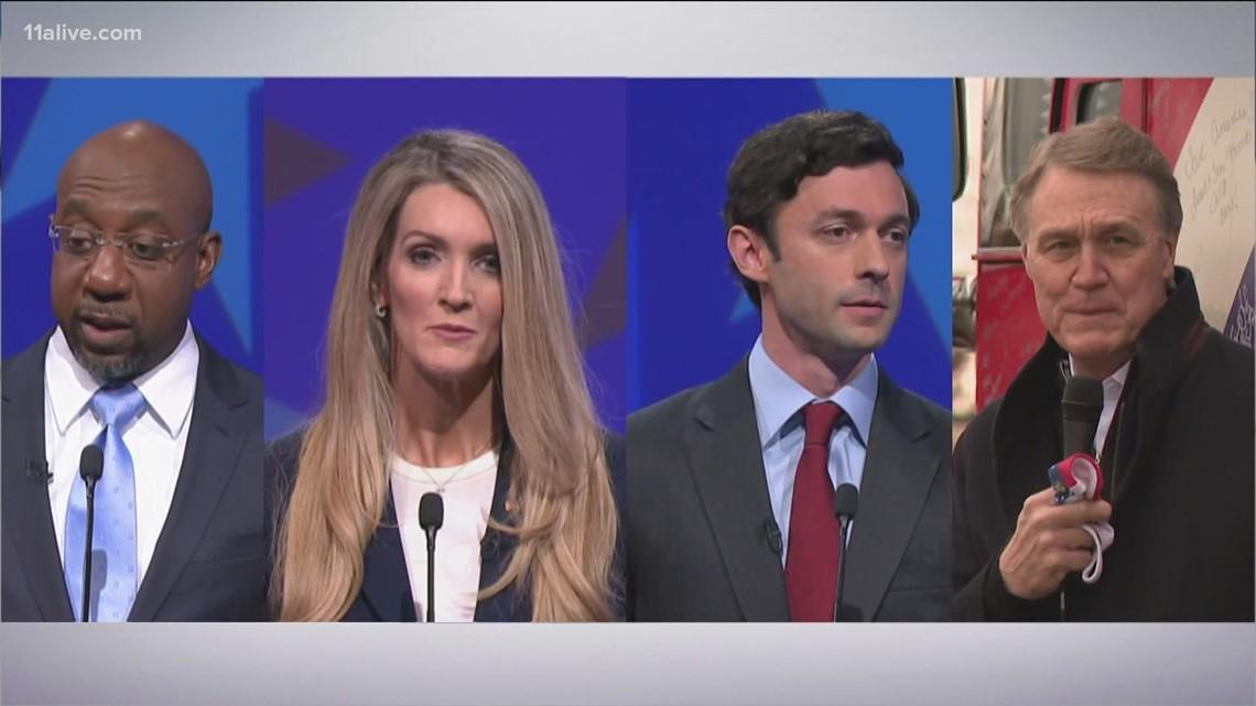 Trump, Biden, Pence in Georgia today ahead of US Senate runoff elections