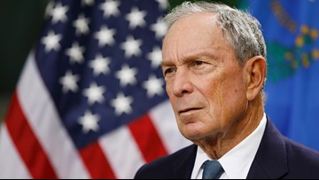 Bloomberg files for Democratic presidential ballot in Arizona