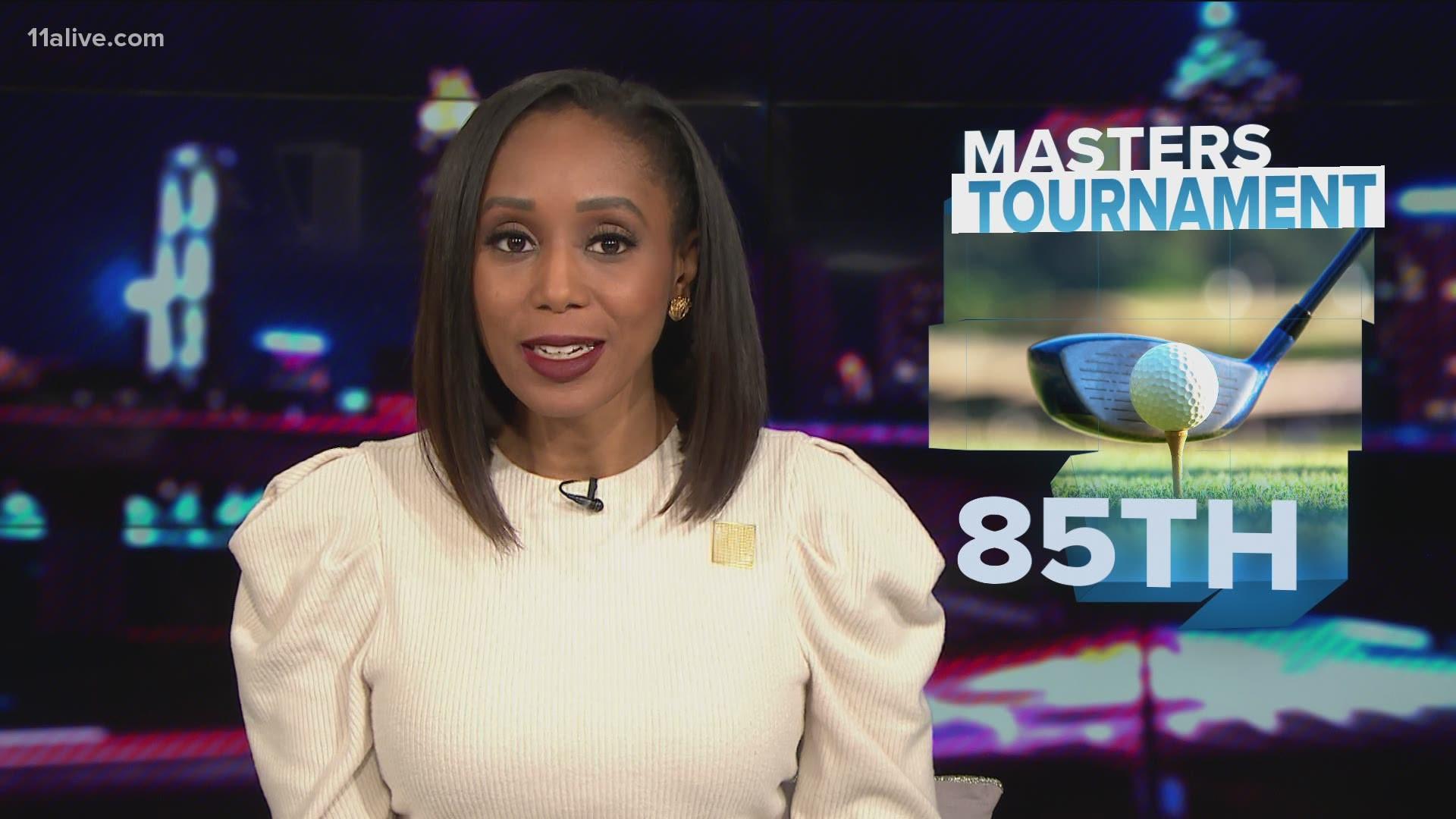 The 2021 Masters Tournament Patrons Allowed Despite Covid 12news Com