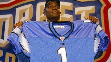 Charles Rogers, former NFL wide receiver and No. 2 pick, has died at 38